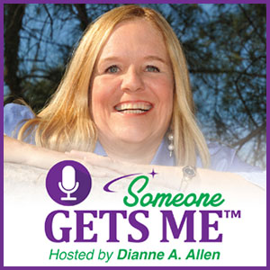 The Someone Gets Me podcast is a place for talented and sensitive people who are searching to be understood in life and business.