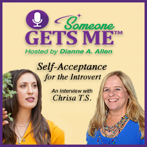 Chris TS on Someone Gets Me Podcast